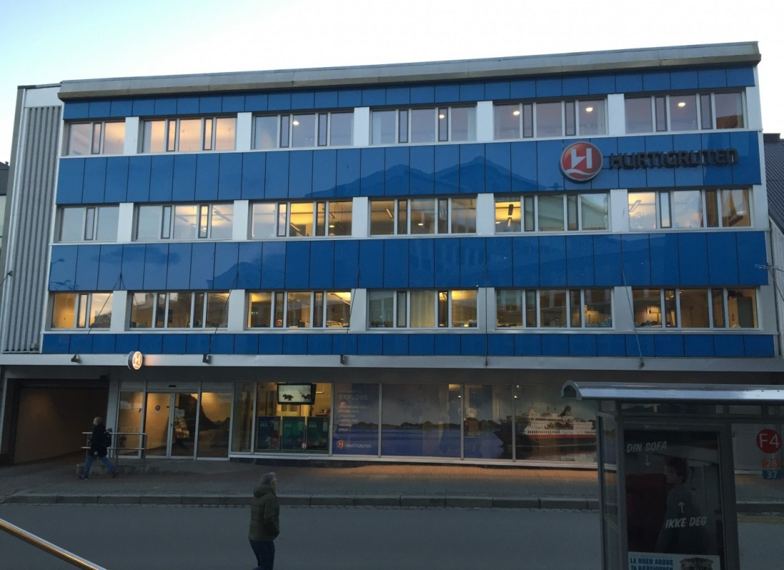 Fredrik langes gate Tromsø